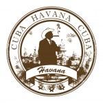 Cuba, Havana stamp — Stock Vector #14228455