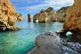 Beach in Portugal — Stock Photo