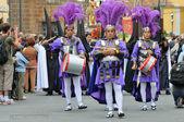 Good Friday procession — Stock Photo