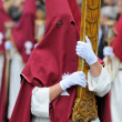 Stock Photo: Good Friday procession