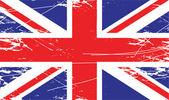 British Union flag — Stock Vector
