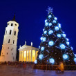 City Christmas Tree — Stockfoto #16623129
