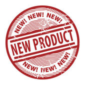 New Product stamp — Stock Vector
