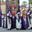 Good Friday procession — Stock fotografie