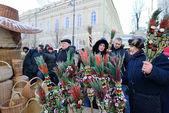 Kaziuko fair in Vilnius — Stock Photo