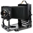 Large format camera - Stock Photo