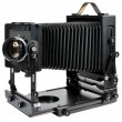 Large format camera — Stock Photo