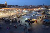 Marrakech, marruecos — Foto de Stock