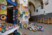 Traditionelle marokkanische keramik — Stockfoto