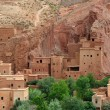 Stock Photo: Old village in Atlas Mountains
