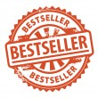 Bestseller stamp — Vector de stock #30742747