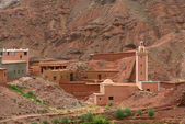 Vieux village au maroc — Photo