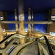 Chamartin train station, Madrid — Stock Photo
