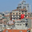 Stock Photo: Panoramic view of Istanbul city from Galata Tower