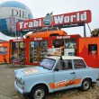 Trabant museum, Berlin — Stock Photo