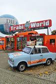 Trabant museum, Berlin — Stockfoto