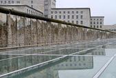 часть берлинской стены — Стоковое фото
