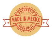 Made in Mexico — Stock Vector