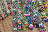 Kaziuko fair on Mar 7, 2014 in Vilnius, Lithuania — Stock Photo