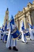 Good Friday procession, Spain — Stockfoto