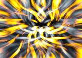 Fuego abstracto — Foto de Stock