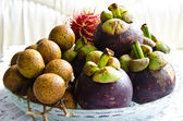 Thai Fruit — Stock Photo