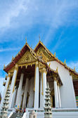 Wat Suthat rayal temple — Stock Photo