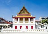Thajském stylu architektury — Stock fotografie