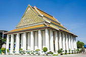 Thai style architecture — Stock Photo