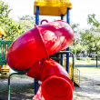 Red slide — Stockfoto #38307343