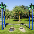 Swingset — Stockfoto #38307509