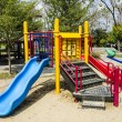 Colorful Playground — Stockfoto #38309345