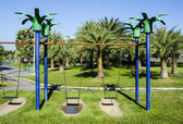 Swingset — Stock Photo