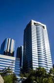 Edificios corporativos — Foto de Stock