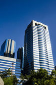 Corporate Buildings — Stock Photo