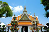 Temple of the Dawn Bangkok — Stock fotografie