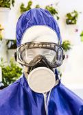 Protective suit — Foto de Stock