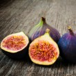 Stock Photo: Fig Fruit