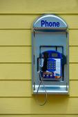 Veřejný telefon — Stock fotografie