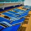 Sun deck — Stock Photo