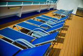 Sun deck — Fotografia Stock