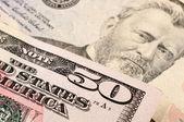 50 US Dollar — Stock Photo