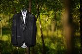 Groom tuxedo — ストック写真
