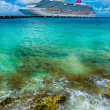 Stock Photo: Cruise ship
