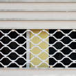 Stock Photo: Grille gate