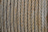 Steel wire cable — Stock Photo
