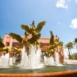 Atlantis Fountain - Horse — Stock Photo #37625213