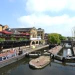 Camden Lock in London, United Kingdom — Stock Photo #37625683