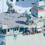 Military ship — Stock Photo #39789163