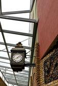 Relógio de rua — Foto Stock